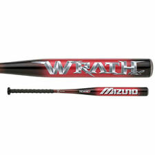. Mizuno Wrath Extended ASA Slow Pitch Softball Bat 34/26