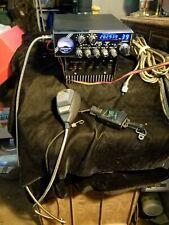 Magnum S9 S-9 CB Radio FM AM USB LSB w/Astatic Mic & Palomar 450HD Amplifier