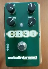 Catalinbread CB30 CB-30 NOS AC-30 Overdrive Distortion Preamp Pedal