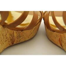 38 Sandali e scarpe con tacco altissimo (oltre 11 cm) marrone per il mare da donna