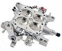 "Carburetor Base Plate Aluminum 600 cfm 1 9/16"" Bore Mechanical Quick Fuel 12-600"