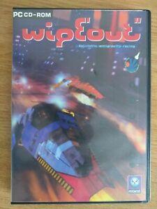 Wipeout (Psygnosis 1995) - MS-DOS
