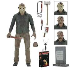 NECA Friday Freddy Vs Jason 7 Inches Jason Voorhees Ultimate Action Figure