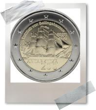 2 EURO *** Estonie 2020 Estland ***  Antarctica 200 jaar/ans Antarctique  !!!