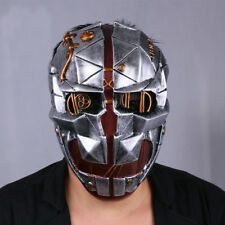 Dishonored 2 Mask Corvo Attano's Replica Mask Fiberglass Halloween Masks Cosplay