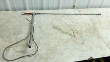 86 Suzuki GV 1400 GV1400 Cavalcade radio antenna and mount bracket bar