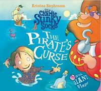 Sir Charlie Stinky Socks The Pirate's Curse, Stephenson, Kristina, New