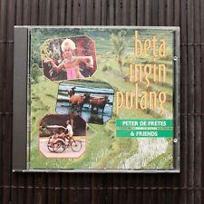 PETER DE FRETES & FRIENDS - BETA INGIN PULANG - CD