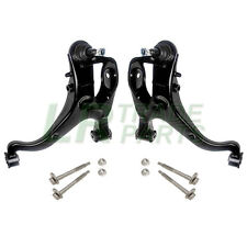 LAND ROVER DISCOVERY 3 FRONT LOWER SUSPENSION CONTROL ARMS X2 PAIR + NUTS, BOLTS