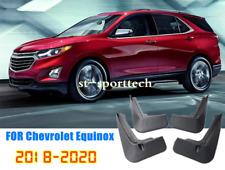 Fits Chevrolet Equinox 2017-2020 Splash Guards Mud Flaps Mud Guards Fende 4PCS