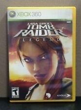 """Lara Croft Tomb Raider:  Legend   (Xbox 360)    """"T"""""""