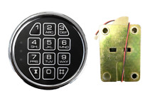 Replacement Lock for Sargent (S&G), Keypad Electronic Combination Safe Lock 1SET