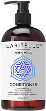 Laritelle Organic Unscented Conditioner Herbal Magic 16 oz