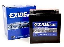 Exide  Motorbike Battery Harley Davidson Battery ETX20CH-BS