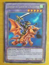 Dragon du Glaive de l'Alligator (Alligator's Sword Dragon)  Yu Gi Oh TU08-FR008