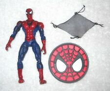 Spiderman vs. The Sinister Six - Spider-Man (box set figure) - 100% complete