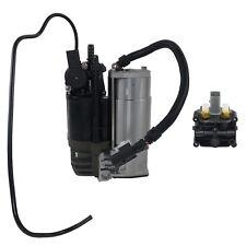 Air Pump 37206784137 w/ Valve Control Unit For BMW 5 Series F07 GT F11 535i 550i