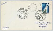 OLYMPIC GAMES  -  POSTAL HISTORY - FRANCE : Cover with special postmark 1975