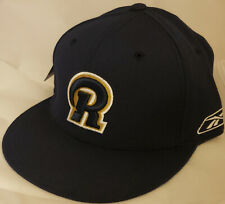 fef2e923d3b305 NWT REEBOK Los Angeles RAMS blue st louis size 7 1/8 football cap hat