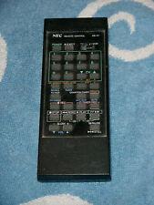 NEC RB-97 - TV/VCR Remote Control