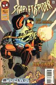 Scarlet Spider - Vol. 1 Nr. 2 (1995)