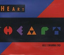 Heart All I wanna do is make love to you (1990) [Maxi-CD]