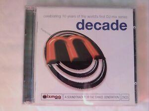61011 Uixmag Decade [NEW] CD (1999)