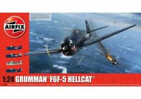Grumman F6F-5 Hellcat Plastic Model Airplane Kit