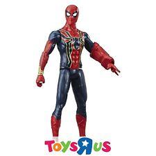 Marvel Avengers Titan Hero Series Iron Spider 12-Inch Action Figure