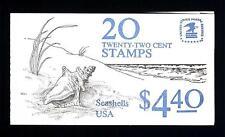 "USA - STATI UNITI - Libretto - 1985 - Copertina ""Vedute marine"" - $ 4,40"