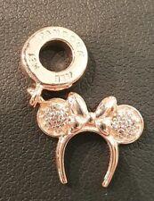 Charm Pandora Pink Headband Head/Headband Minnie Disneyland Paris 787773NFBL