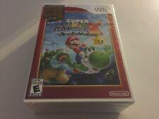 Super Mario Galaxy 2 (Nintendo Wii, 2010) NEW