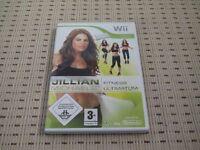 Jillian Michaels Fitness Ultimatum für Nintendo Wii und Wii U *OVP*