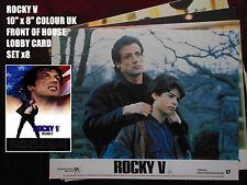 Rocky Lobby Cards