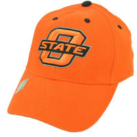 NCAA Oklahoma State Cowboys Orange Captivating Headgear Hat Cap Adjustable