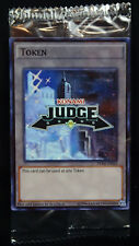 Yu-Gi-Oh! Judge Token TKN4-EN023 MINT SEALED