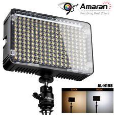 Aputure Amaran AL-H198 198pcs LED Video Light for Canon Nikon Sony SLR Camcorder