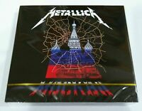 "METALLICA : ""Live in Moscow 2019"" (RARE 2 CD)"