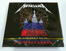 """METALLICA : """"Live in Moscow 2019"""" (RARE 2 CD)"""