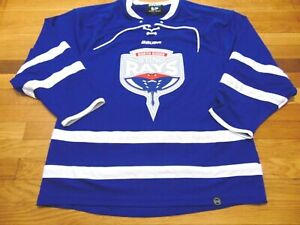 BAUER TEAM NORTH SHORE STING RAYS GIRLS HOCKEY JERSEY SIZE S