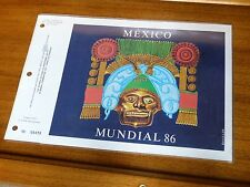 "documents CEF    "" MUNDIAL ""  MEXICO 86"