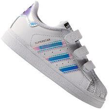 adidas Originals Superstar Zapatillas Deportivas Niños Pequeños Cierre Adhesivo