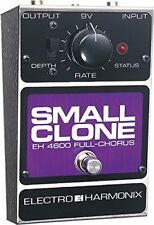 Electro-Harmonix Small Clone Chorus NEW FROM DEALER! FREE 2-3 DAY S&H IN U.S.!