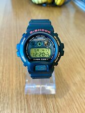 G SHOCK FOX FIRE DW-6900 1289 MODULE JAPAN MADE