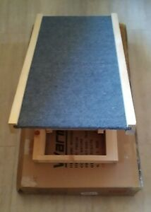 Warmiehomy Solid & Strong Pine Wood  Dog Pet Ramp Folds Flat Car Home NEW BOXED