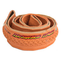 Duro Fixie Pops 700 x 24 Road Bike Tire ANTI PUNCTURE 80-120psi Folding,Orange