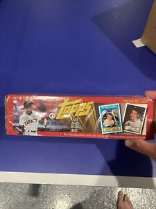 1997 Topps Baseball Complete Factory Sealed Set Mantle / Mays NEW!🔥