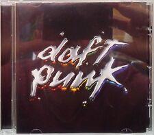 "Daft Punk - Discovery (CD 2001) ""One More Time"" ""Aerodynamic"" ""Digital Love"""