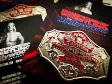 Officially Licensed JCP NWA Wrestling TV Championship Belt Collectors Pin TBS