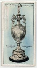 English Association Football League Championship Cup Division I 1920s Trade Card